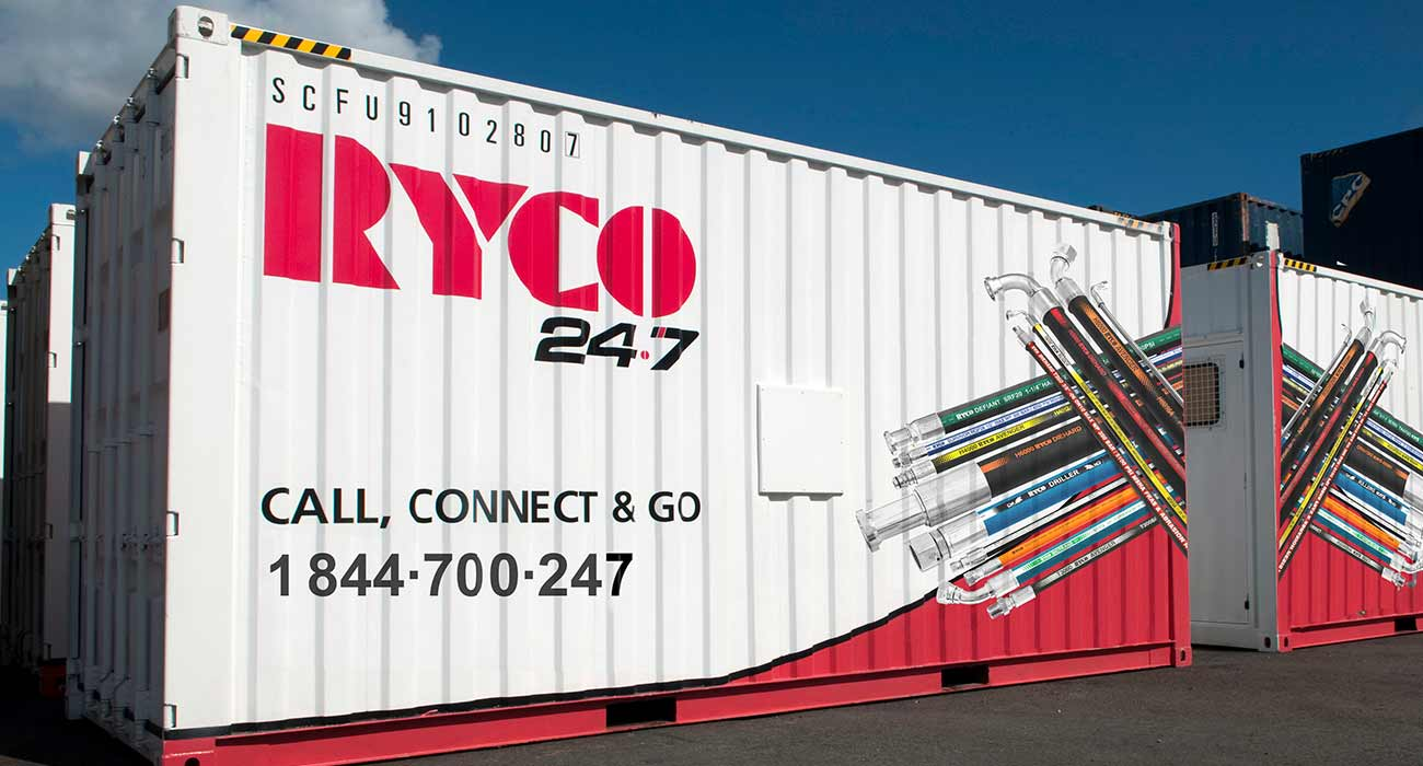 RYCO 247 Container Service US