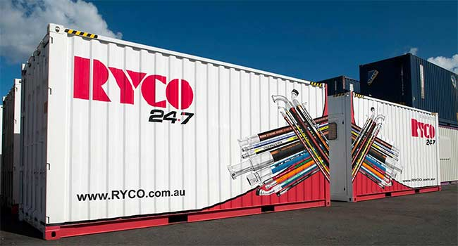 RYCO247 Container Service