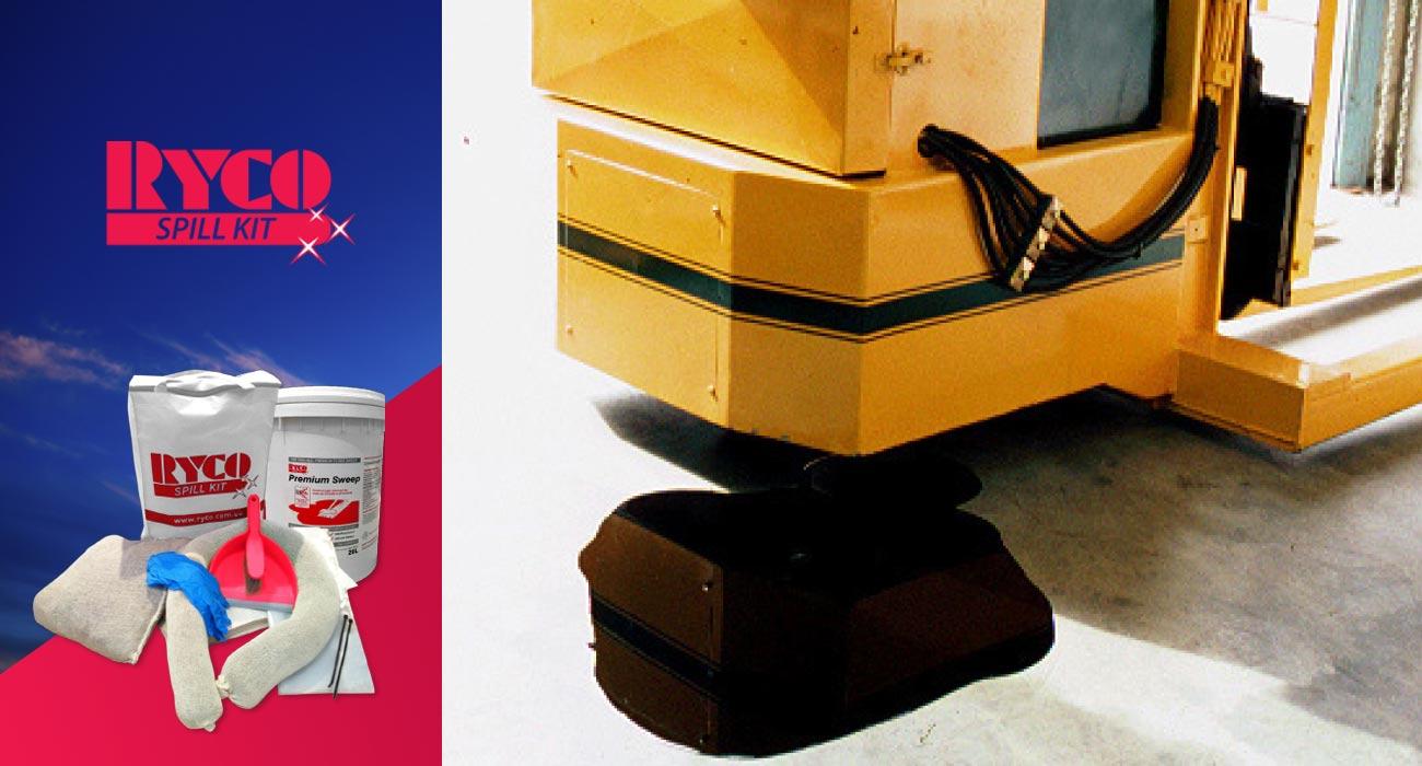 RYCO 247 Spill kits