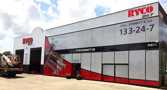 RYCO 24•7 Ingleburn Front Office