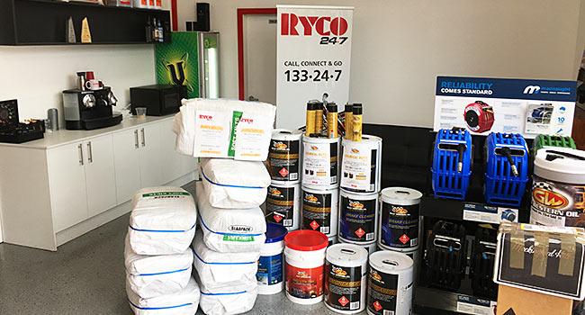 RYCO 24•7 Ingleburn Product Available