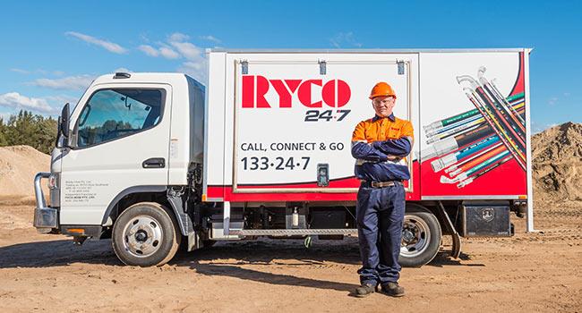 RYCO 24•7 Ingleburn Service Truck