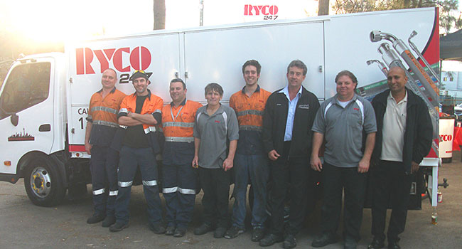 RYCO 24•7 Mascot Mobile Connector Specialists