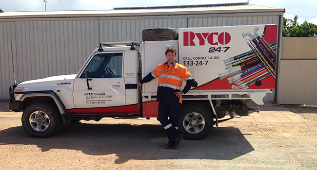 RYCO 247 Cowell Mobile Connector Specialist