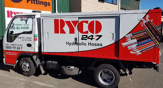 RYCO 247 Pukehoke Mobile Connector Specialist